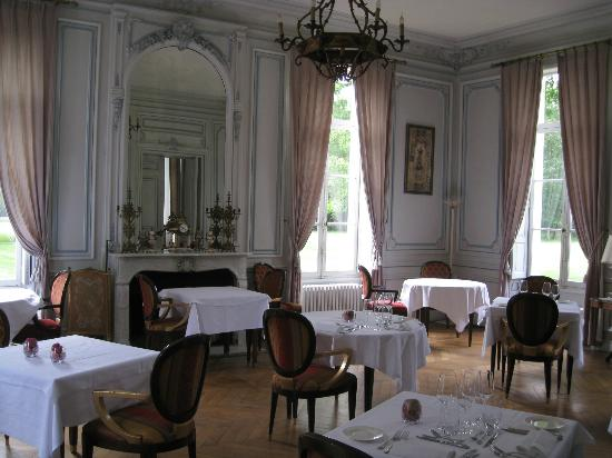 Dining Room Picture Of Chateau Du Breuil Cheverny