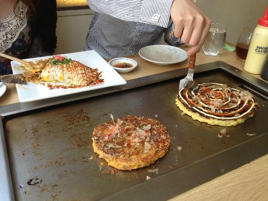 Japanese Omelette Restaurant London