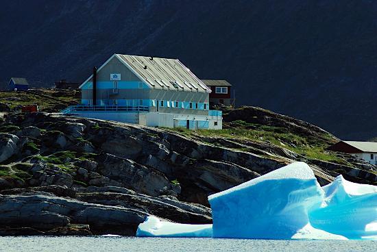 Qasigiannguit, Гренландия: The Hotel