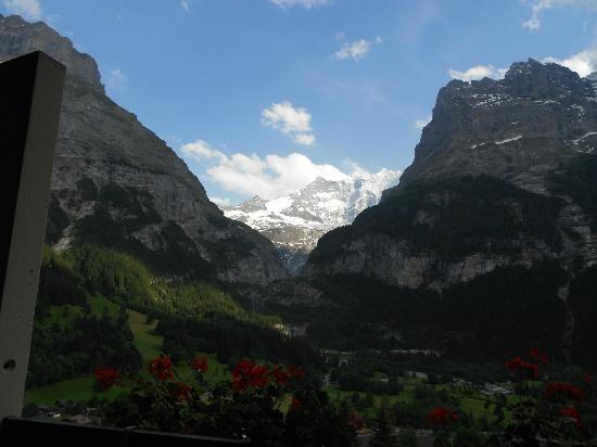 Sunstar Hotel Grindelwald: view from room