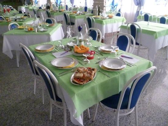 Hotel Majorca : sala da pranzo
