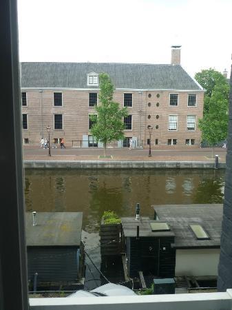 Hotel Hermitage Amsterdam: Vista dalla camera