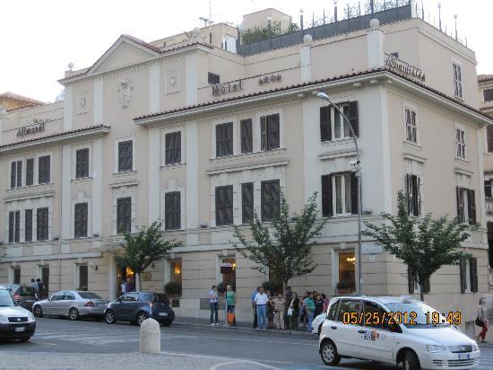 Hotel Alimandi Rome