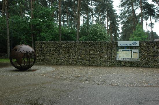 Hoge Kempen National Park : Gateway in Kattevennen