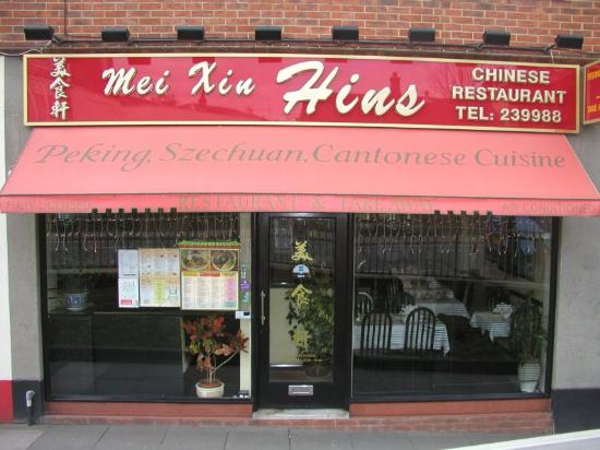 Mei Xin Hins, Burgess Hill, United Kingdom, Excellent Chinese Food.