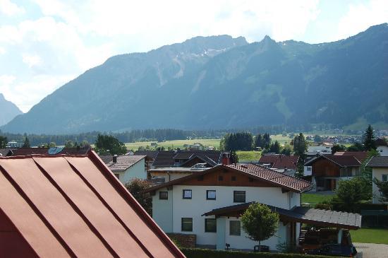 Hotel Goldene Rose: View