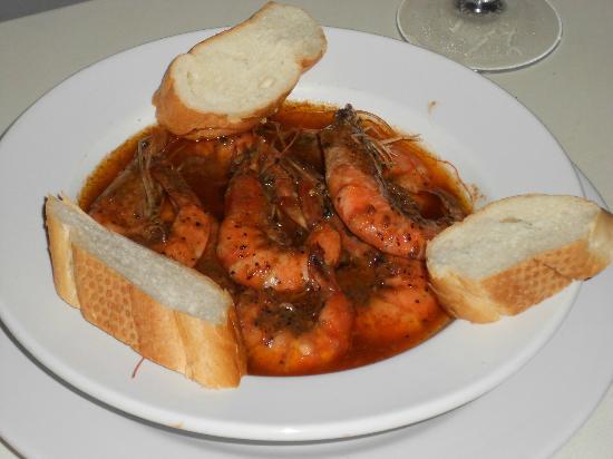 The French Quarter: New Orleans BBQ Shrimp
