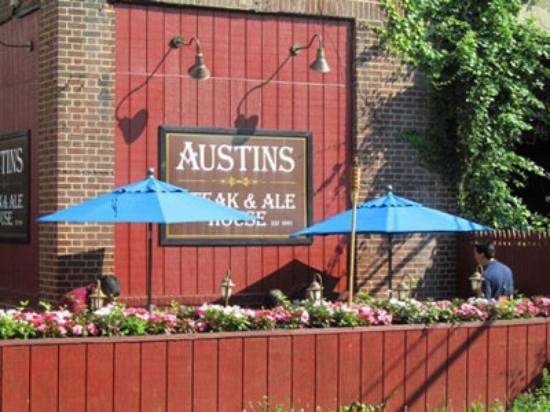 Austin 39 S Ale House Kew Gardens Menu Prices Restaurant Reviews Tripadvisor