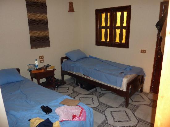 Jowhara Hotel: ein besseres Zimmer (Nr. 1)
