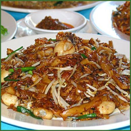 Banana Leaf Malaysian Cuisine: char kuey teow