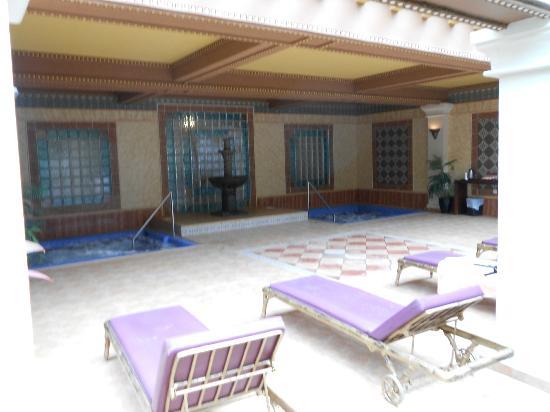 Hotel Riu Palace Riviera Maya: Spa1