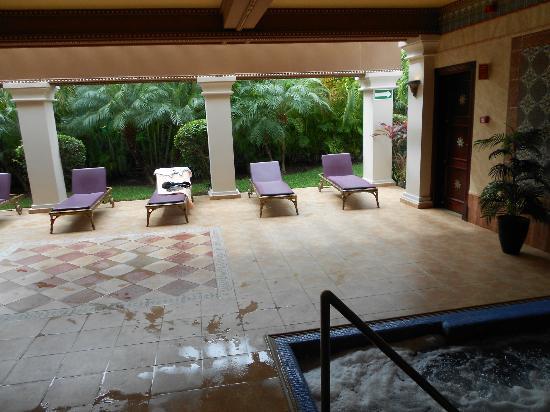Hotel Riu Palace Riviera Maya: Spa2