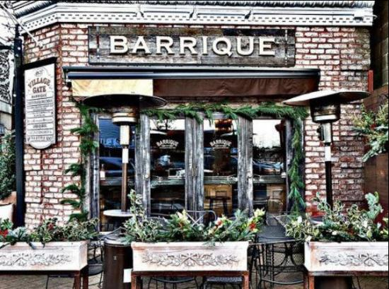 Barrique Kitchen And Wine Bar Reservations