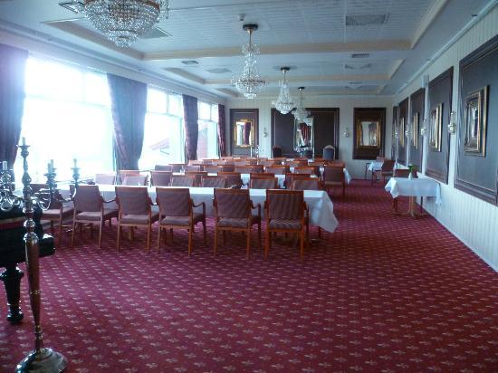 Fefor Hoifjellshotell : Salle à manger
