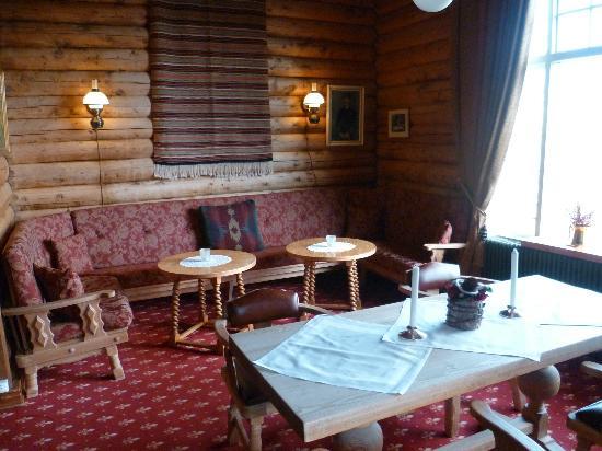 Fefor Hoifjellshotell : Salon