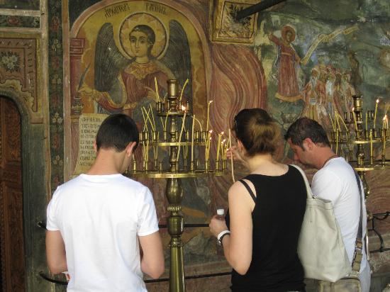 Troyan Monastery: ferveur religieuse