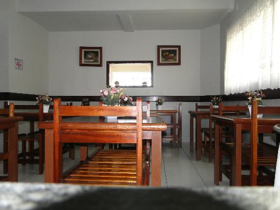 Belmundo Hotel: Salão de café
