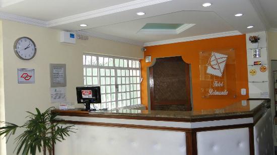 Belmundo Hotel: Recepção