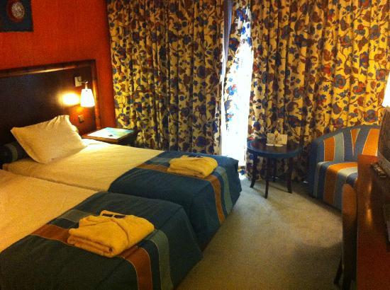 Grande Real Santa Eulália Resort & Hotel Spa : Double room