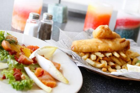 Le Resto Chelsea: Fish 'n' Chips