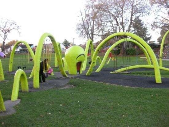 Parque Kowhai: Kowhai Park