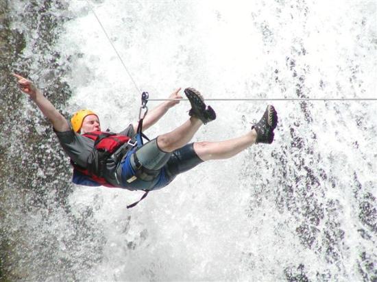 Avantura Adventures: Adventure canyoning Zip line