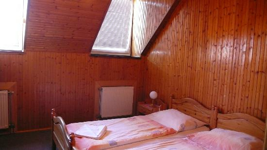 Familia Vendeghaz: Wood panels - cannot see the mozzies