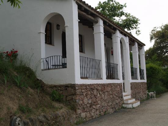 Hotel Finca Valbono: 2 huisjes, 2 terrasjes
