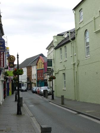 The Old Ground: Charming tiny streets of old Ennis