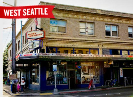 West Seattle Restaurants California Ave
