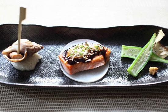 Restaurant Masami : entrée