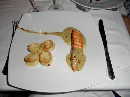 View picture of ambrosia restaurant oia tripadvisor for Ambrosia mediterranean cuisine