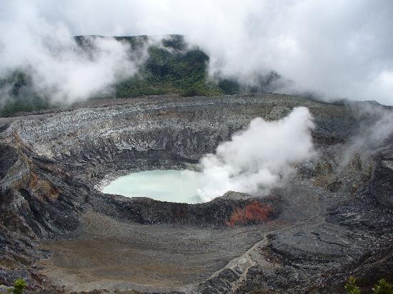 Poas Volcano: Poas