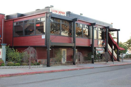 Berkeley Marina Japanese Restaurants
