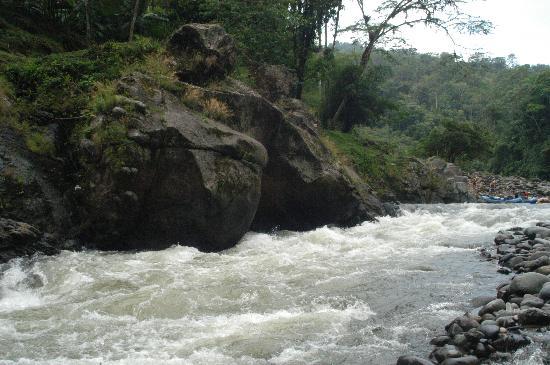Continente Ivantours: Pacuare River