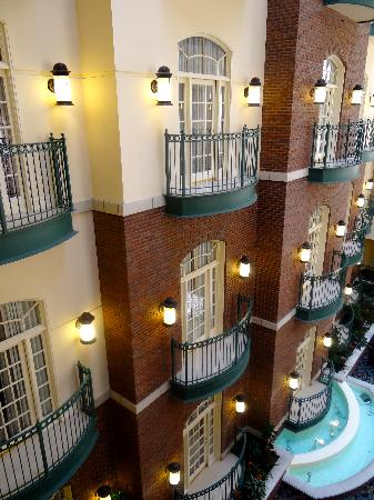 Hotel at Old Town: Inside View