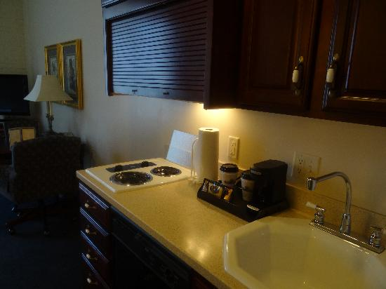 Hotel at Old Town: In-Room Kitchenette