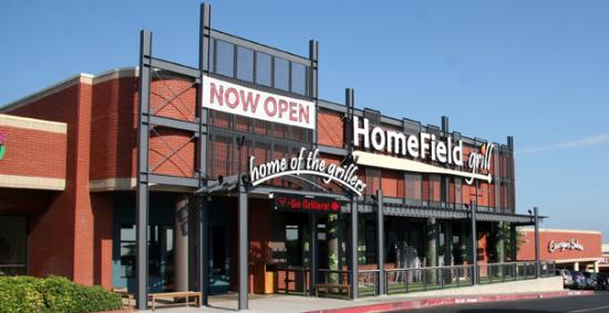 HomeField Grill Photo
