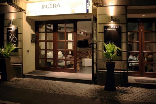 Injera Foto