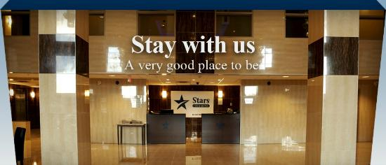 Stars Inn and Suites: entrance
