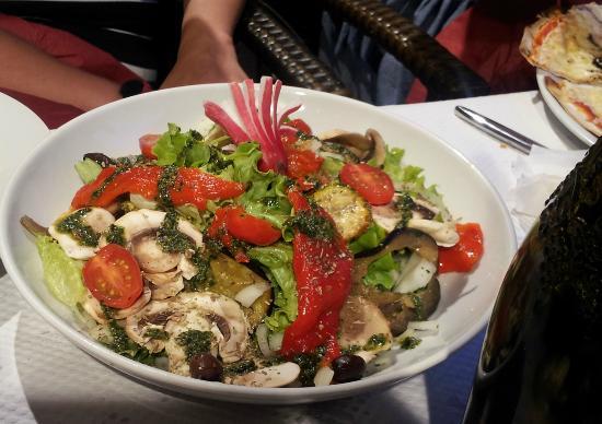 Le Catalan : salad