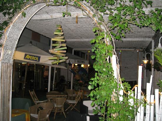 Esterno Bar Ristorante Pizzeria 161