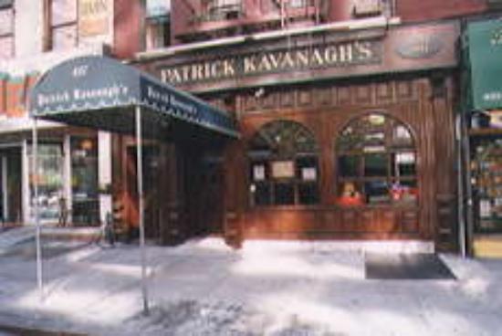 Patrick Kavanagh's