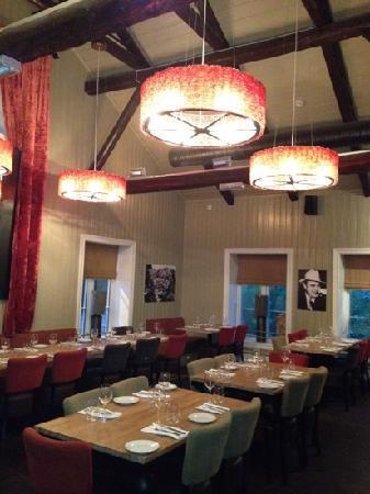 Casa Mia | Ristorante | Cucina Italiana: sala al primo piano