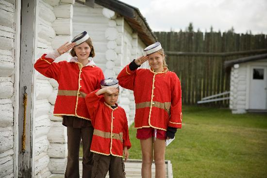 Maple Creek, Canada: Fort Walsh National Historic Site
