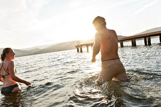 Lake Okanagan: The perfect end to a summer day