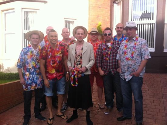 Ainsley Guest House: Stag Do