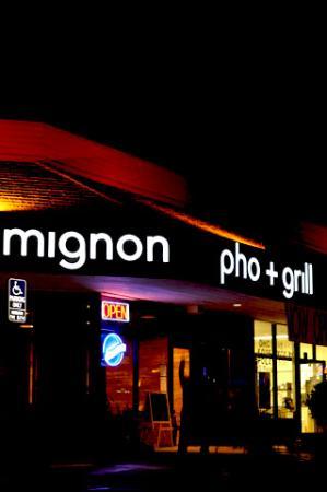 Mignon Pho + Grill