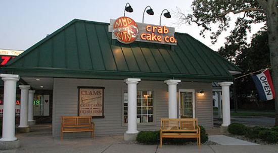 Mud City Crab Cake Company Forked River