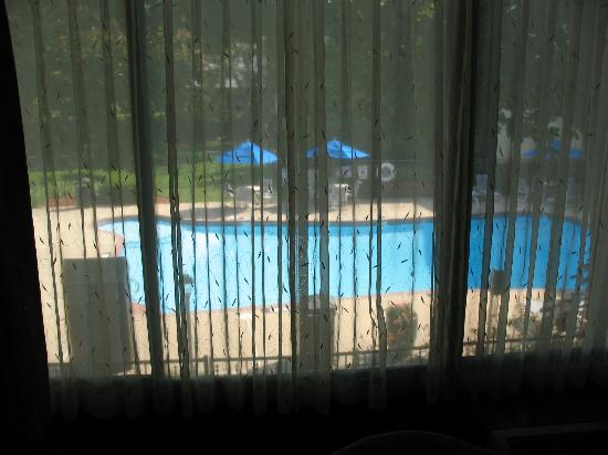 Holiday Inn Nashua: View from our suite